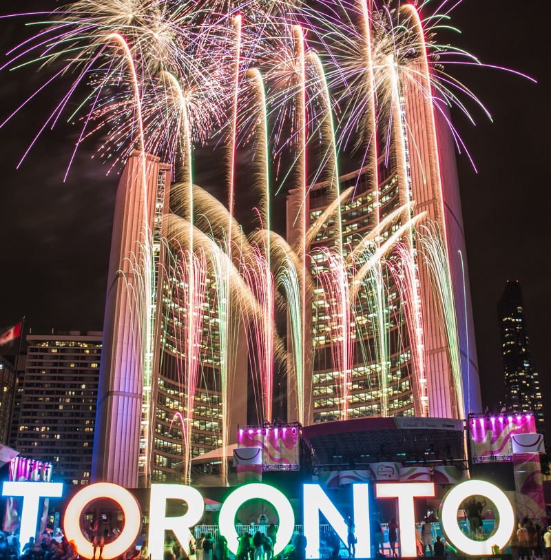 9 best cities to spend New Year's Eve in Canada | Daily ...