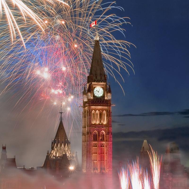 ottawa fireworks