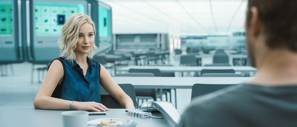 Passengers - Film Review - Daily Hive