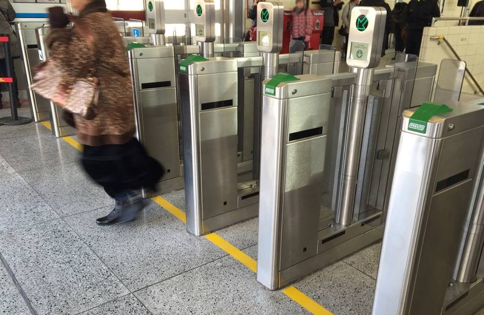 Presto is now available at all TTC subway stations