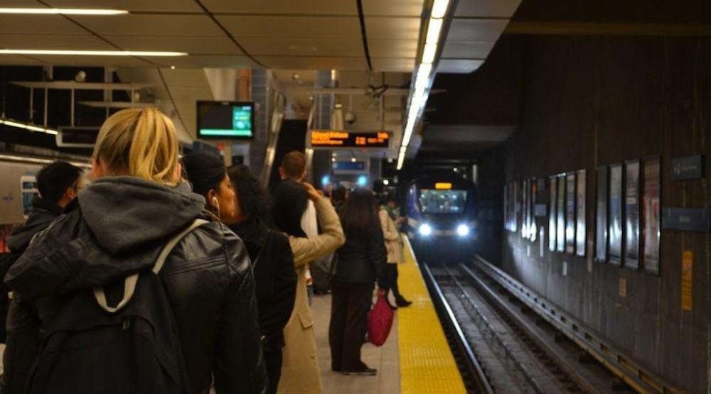 Skytrain canada line featured