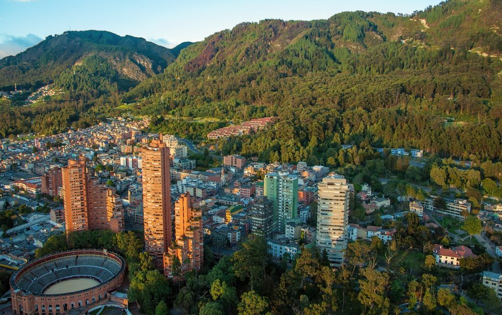 You can fly from Toronto to Bogota for under $450 next summer
