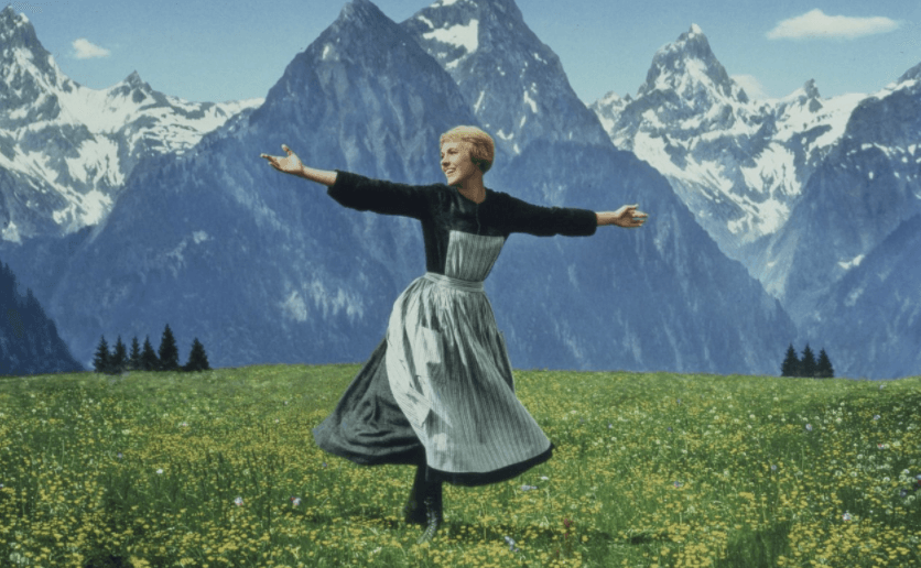 You can see The Sound of Music in theatres in Toronto over the holidays