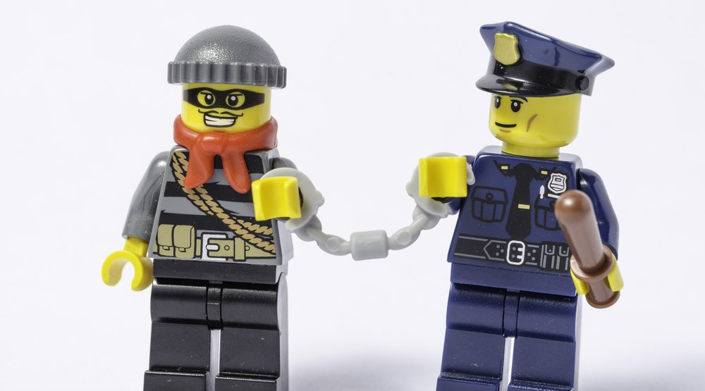 Gang of Lego thieves arrested by Richmond RCMP