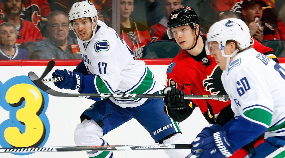 SixPack: Canucks start Christmas vacation early in Calgary