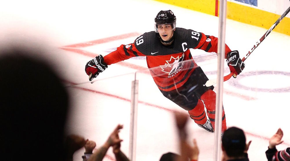 Dylan strome canada