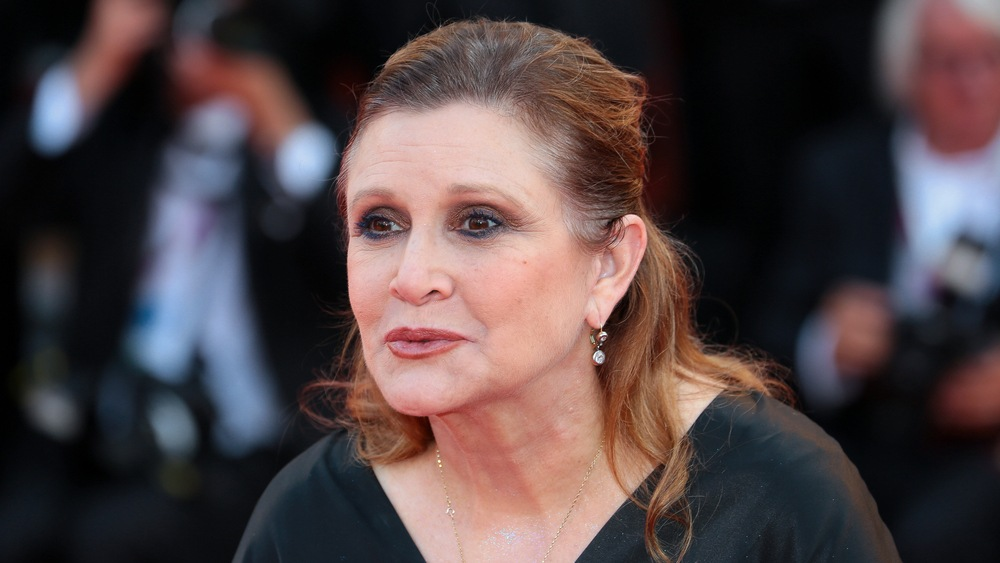 Carrie fisher shutterstock