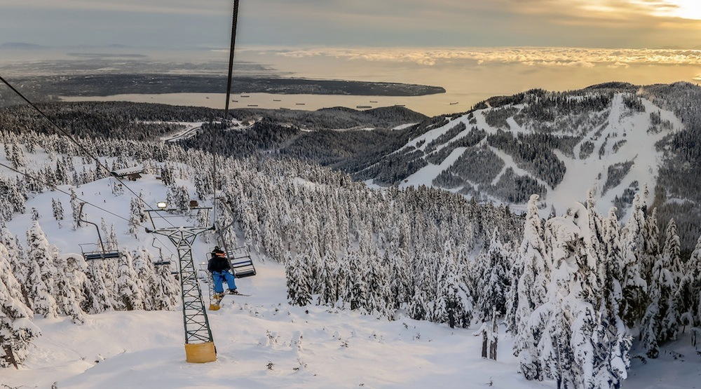 Snow piling at local ski resorts, and it's only the start of winter