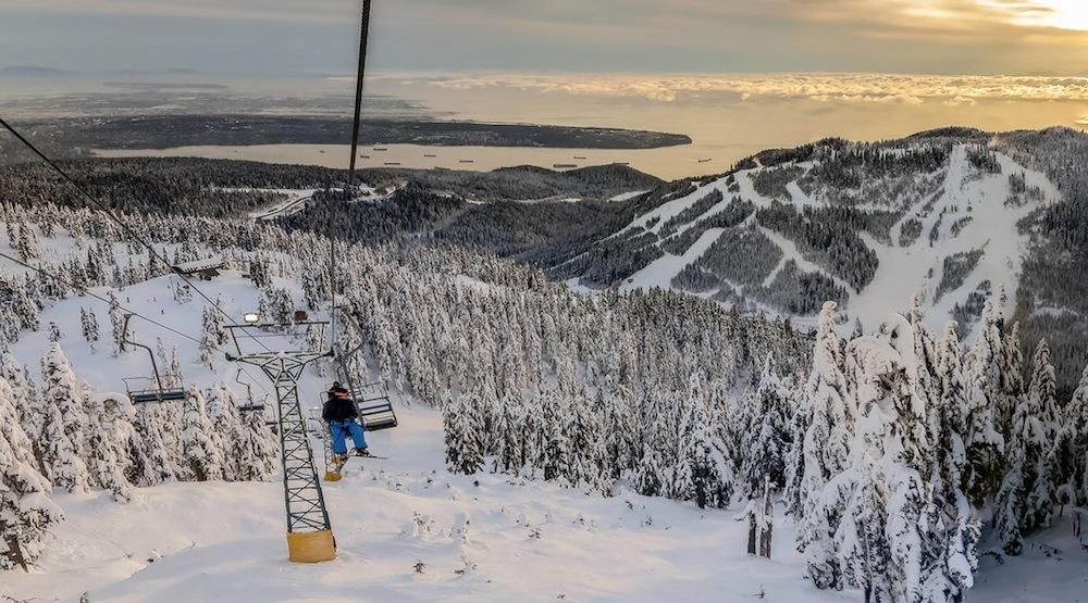 Cypress mountain skiing snowboarding