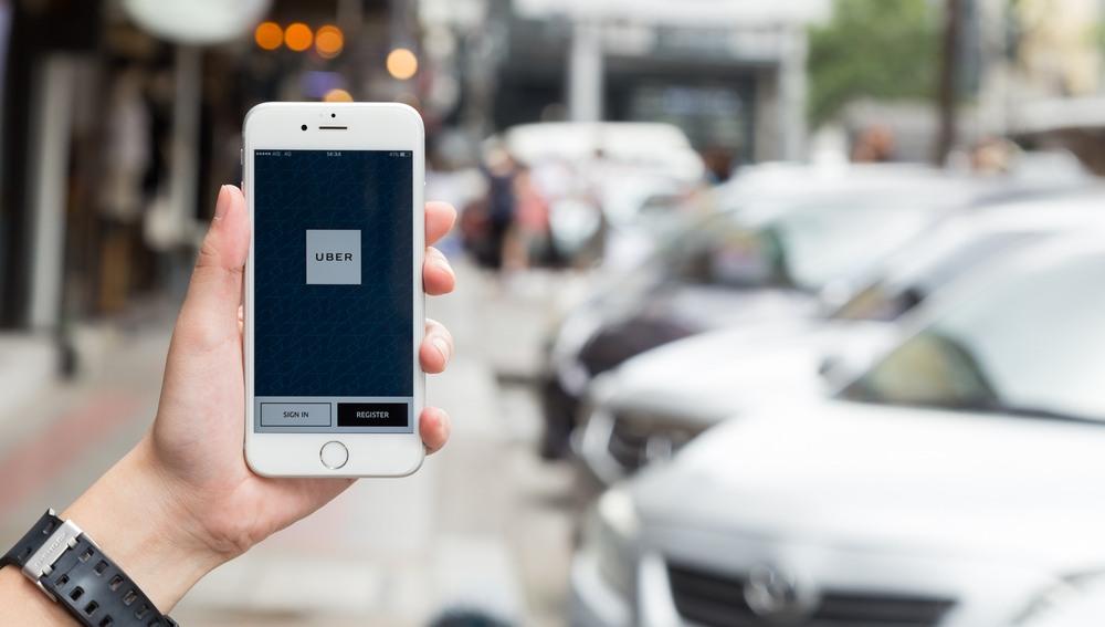 Uber shutterstock