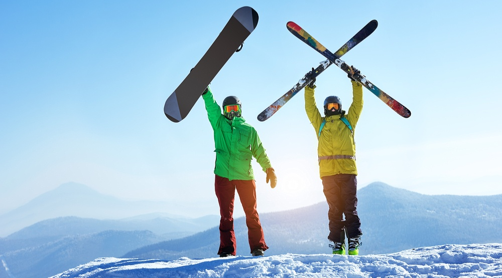 10 best places to ski and snowboard in Canada
