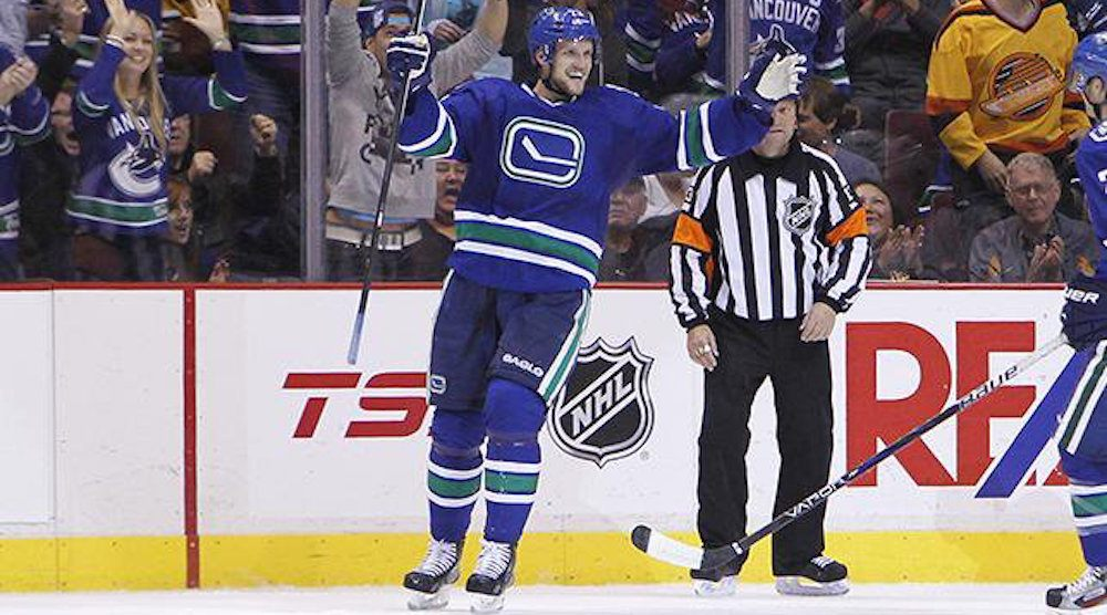 Edler canucks