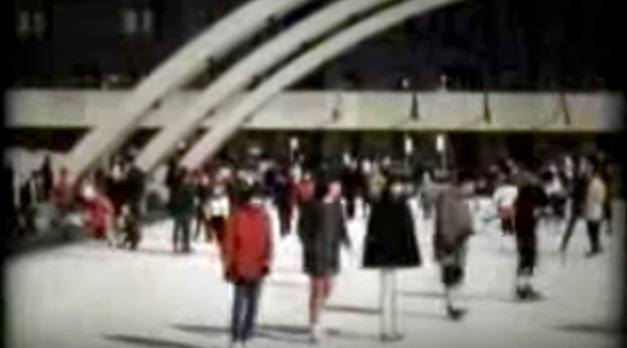 Take a look at Nathan Phillips Square in the 1960s (VIDEO)
