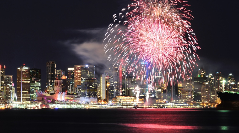 Where to watch Concord's New Year's Eve Vancouver's fireworks