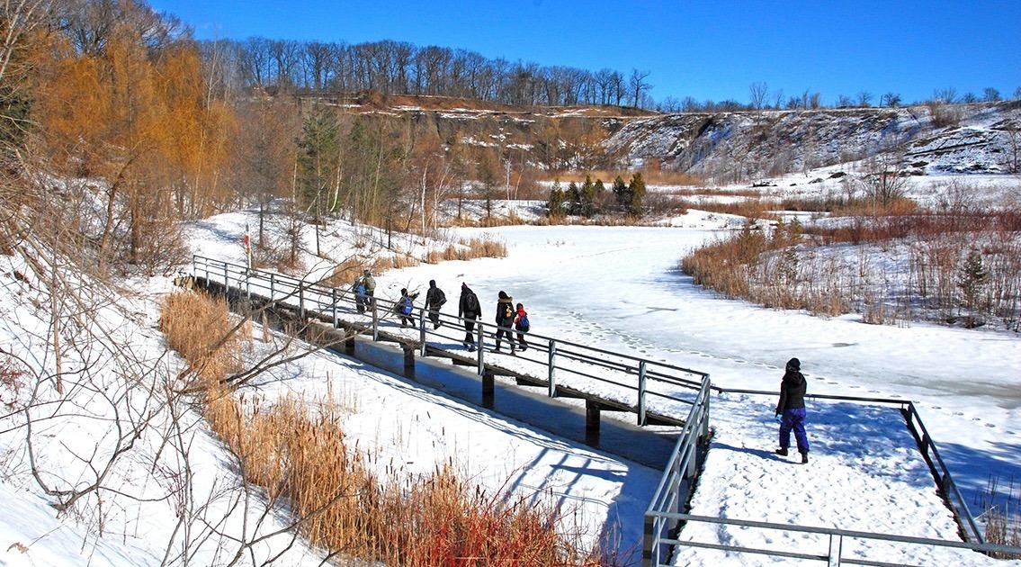 Winter events free toronto 1