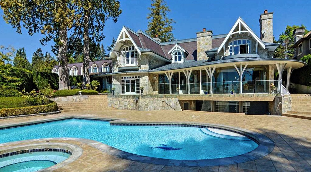 10 most expensive Metro Vancouver homes listed on the market right now