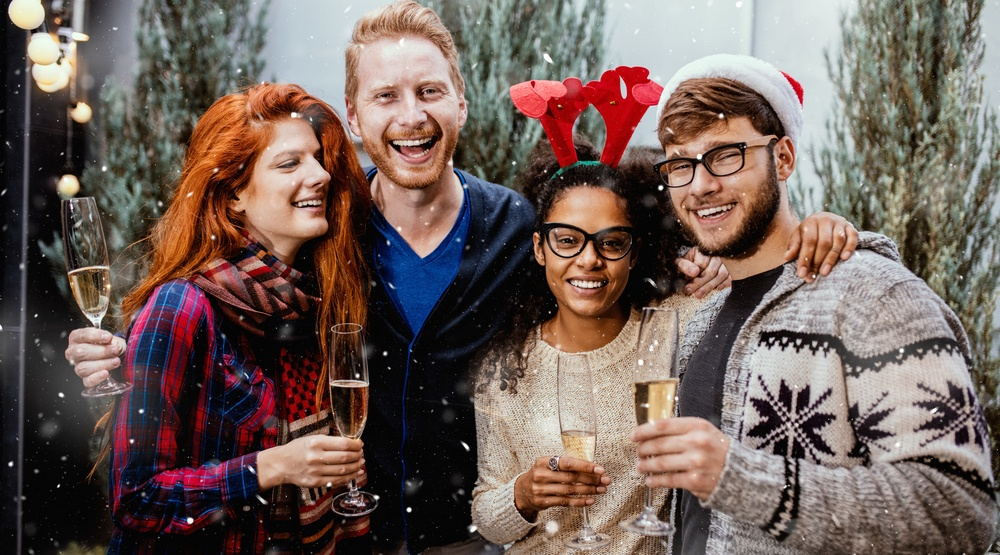 Get home safely after New Year's Eve with Flok rideshare