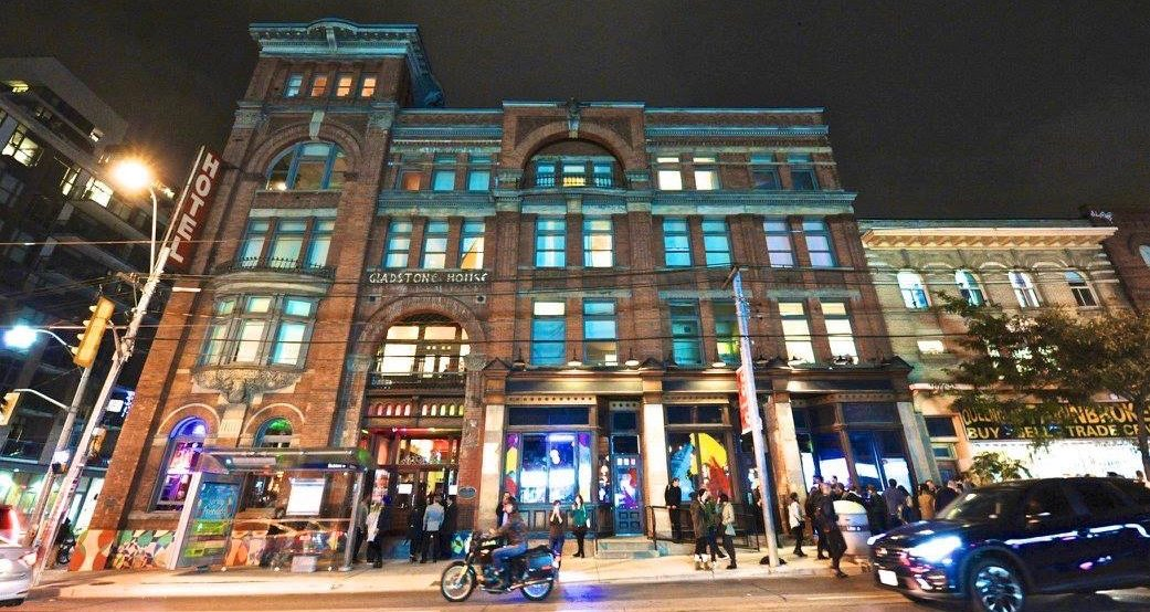 Gladstone Hotel bought by condo development and real estate companies