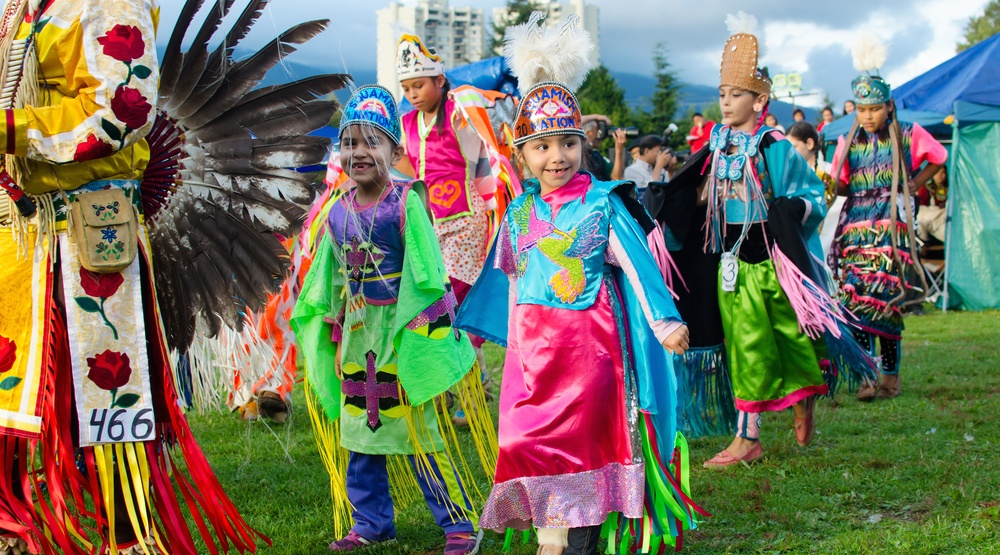 The Drum Is Calling Festival: 9-day party in downtown Vancouver celebrating First Nations