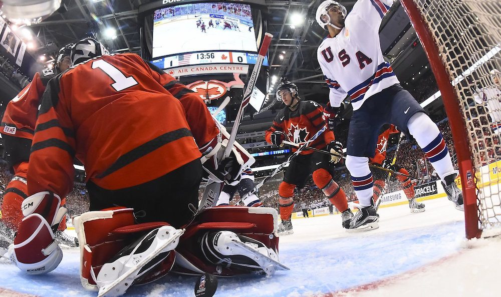 Canada suffers first loss at World Juniors, USA claims top spot in group (HIGHLIGHTS)