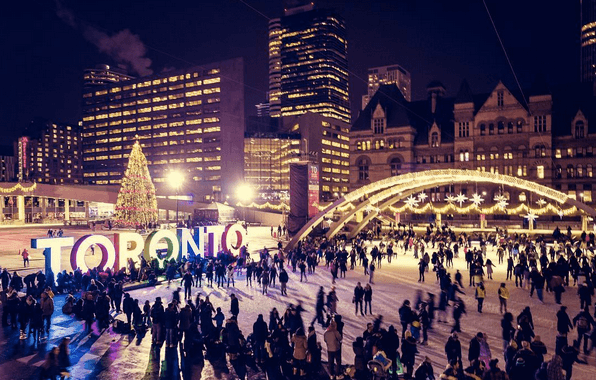 Best Toronto Instagram photos last week: December 27 - January 2