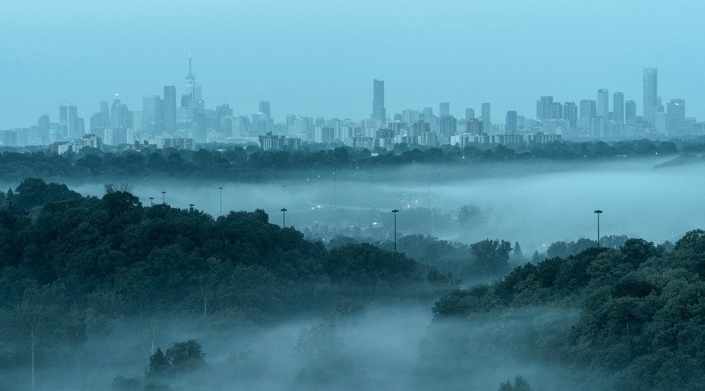 Environment Canada issues fog advisory for Toronto