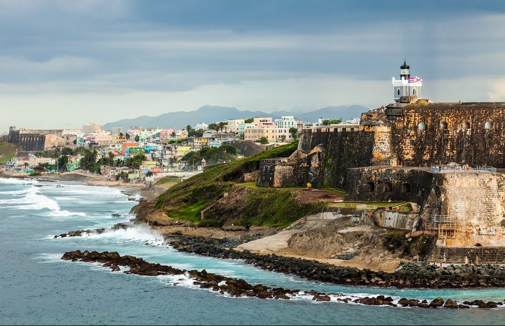 You can fly from Toronto to Puerto Rico for $300 return this winter