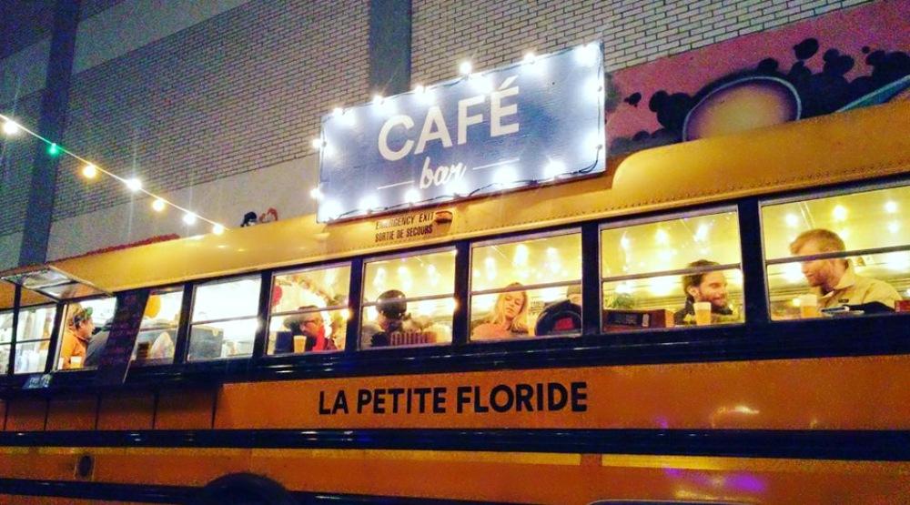 Check out the Mile End's newest hangout, La Petite Floride