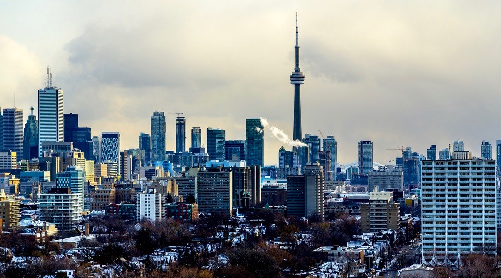 It's going to hit -15°C in Toronto this weekend