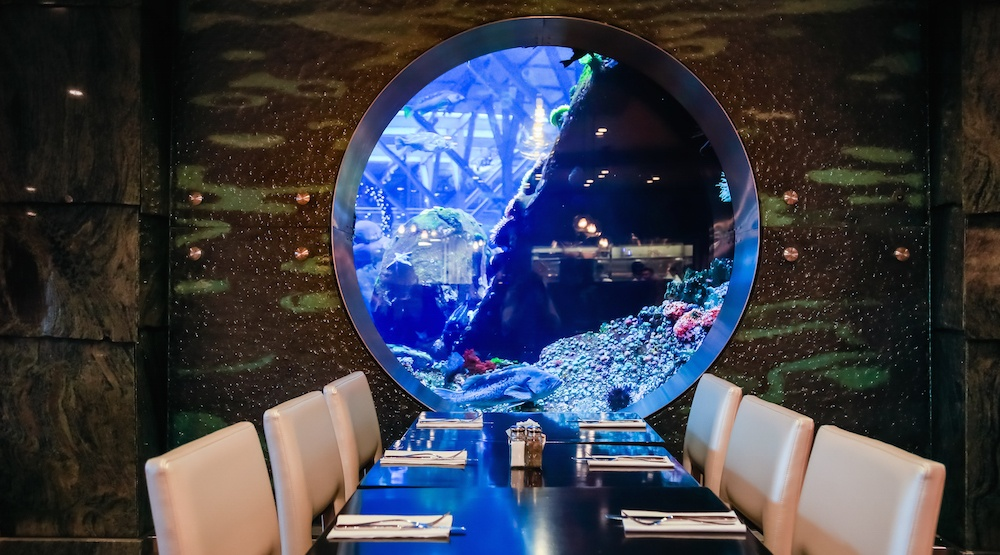 Lift Bar & Grill: New full-service restaurant takes flight at YVR