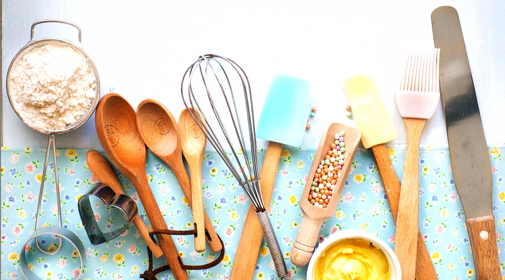 Baking tools shutterstock