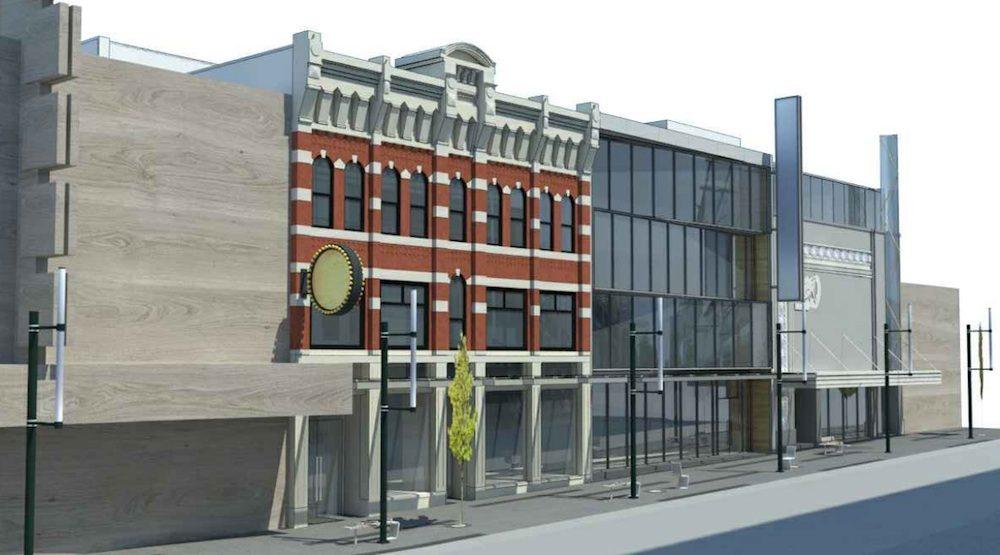 Granville 7 theatre redevelopment f