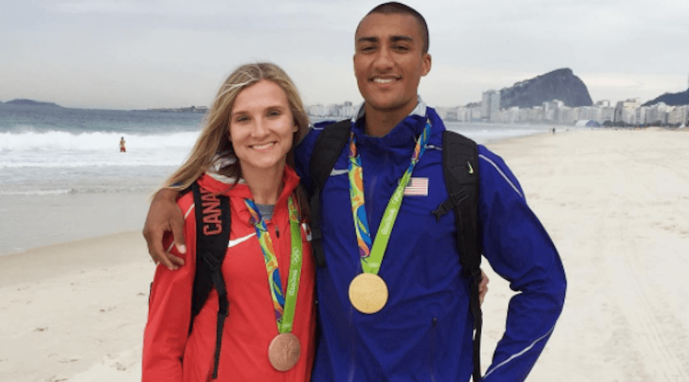 Olympic power couple retires: Ashton Eaton and Brianne Theisen-Eaton call it a career