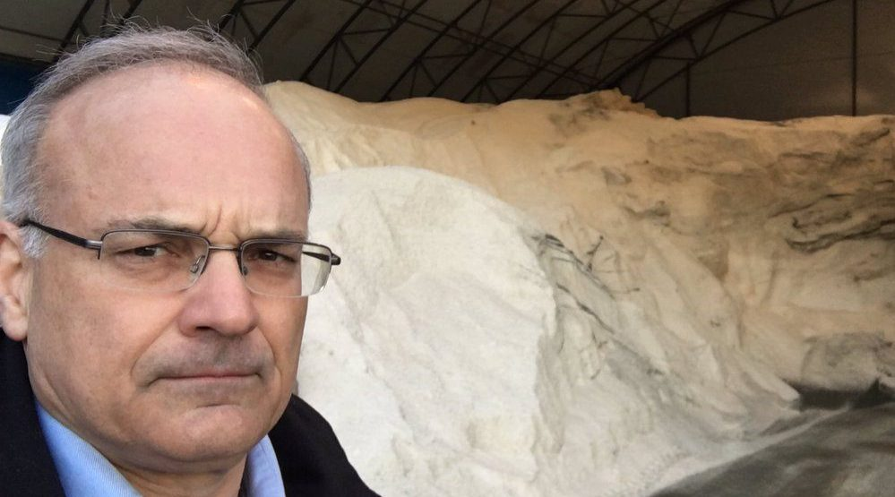 Coquitlam Mayor rejects Vancouver's request for access to salt stockpile