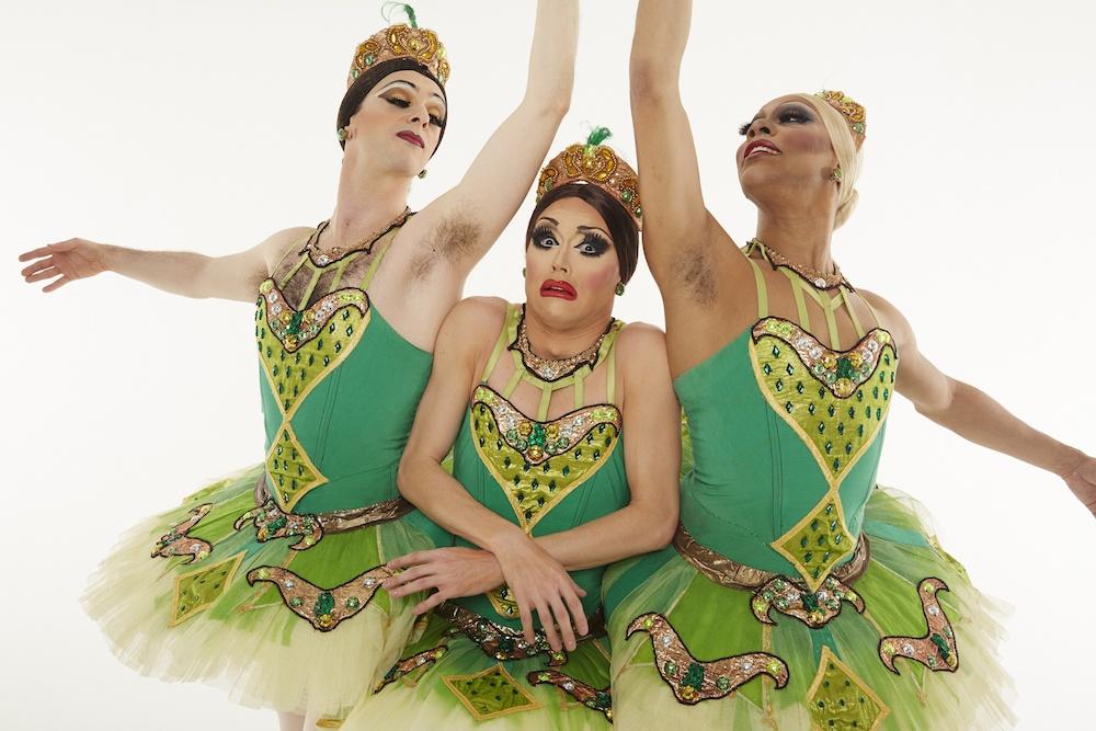 Les Ballets Trockadero de Monte Carlo (Zoran Jelenic)