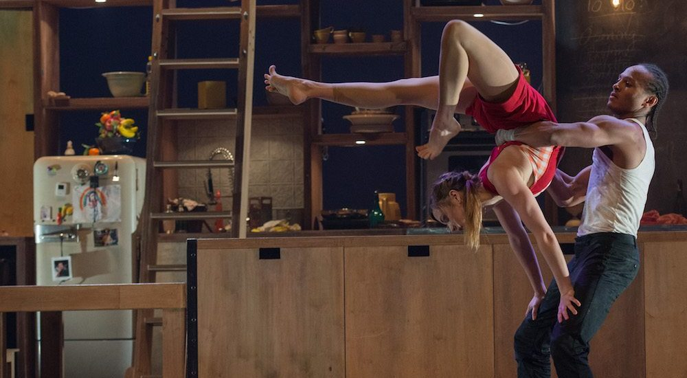 Theatre Preview: Cuisine & Confessions challenges circus conventions