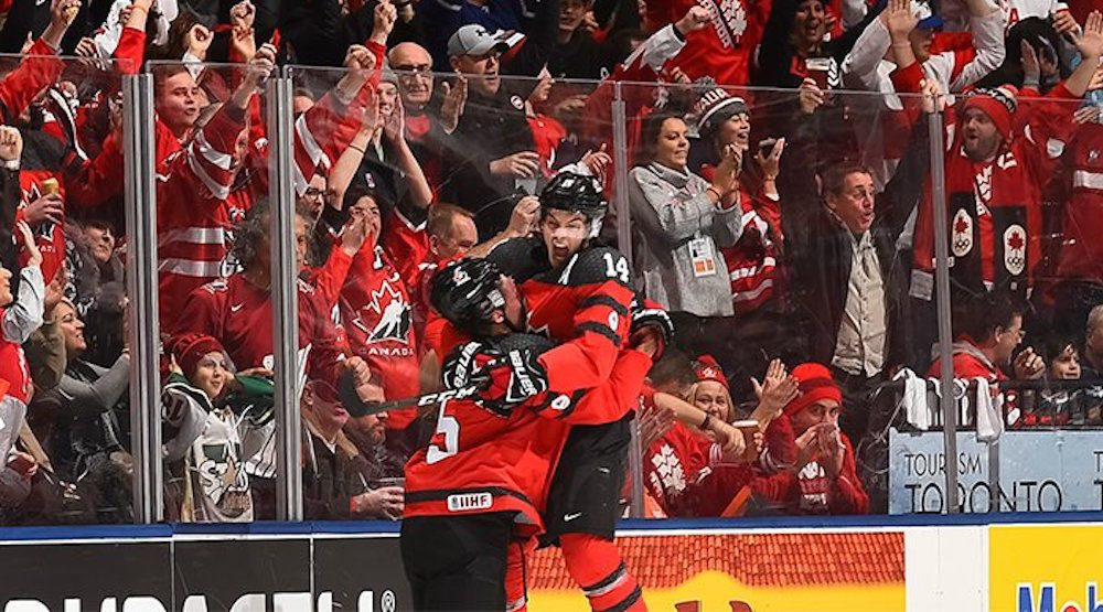 Canada world juniors 2017