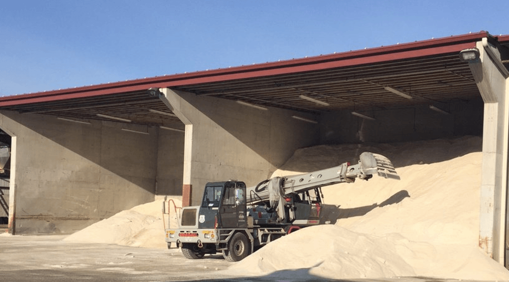 City of Vancouver says it is fully stocked with salt, prepared for next snowfall