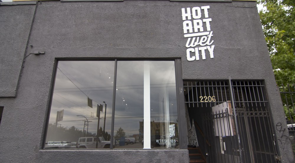 Comedy Spotlight: HOT ART Wet City gives new comedy a home on Main Street