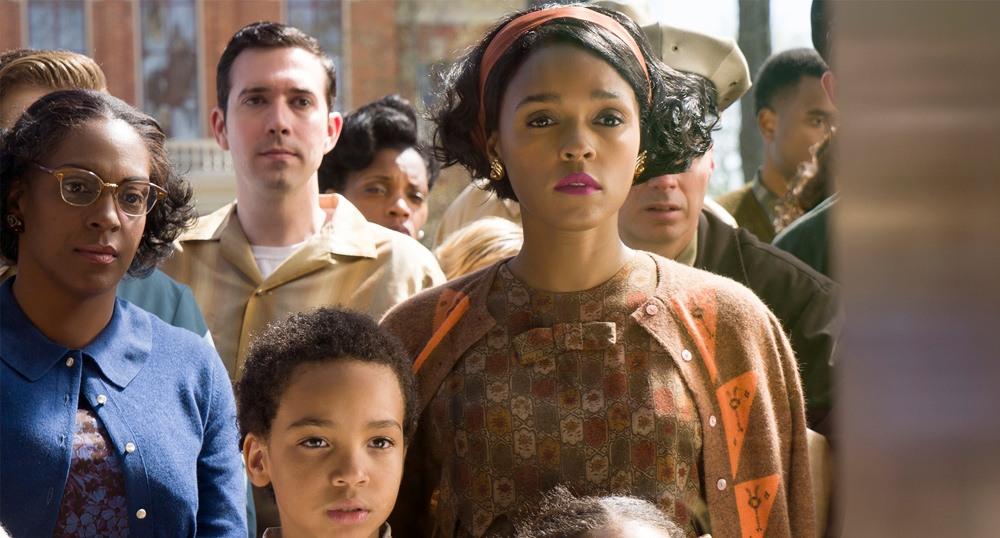 Janelle Monae in Hidden Figures - movie review