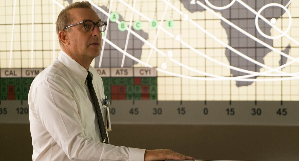Kevin Costner in Hidden Figures - Movie Review on Daily Hive