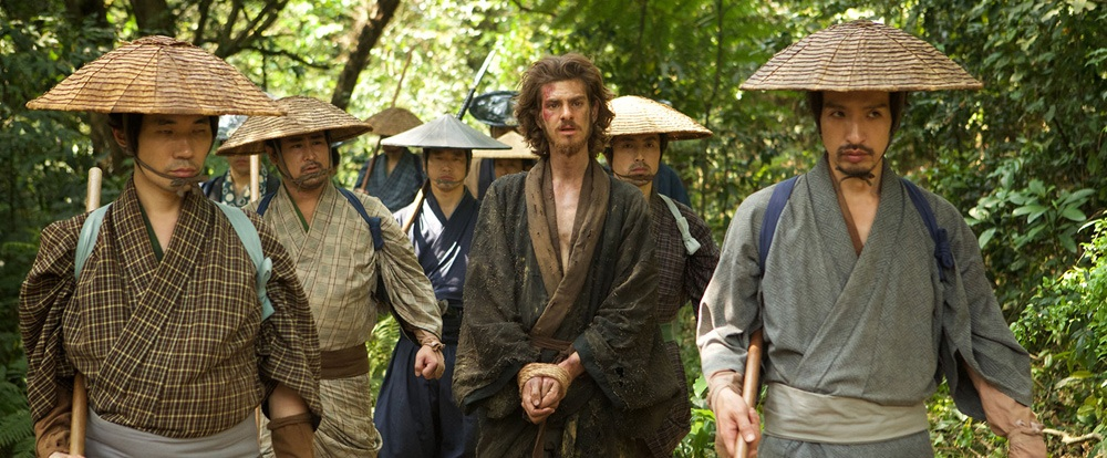 Silence - Andrew Garfield - Martin Scorsese - Movie Review - 2016