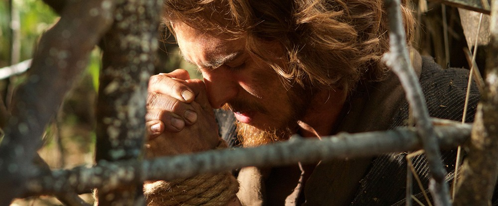 Silence starring Andrew Garfield - movie review