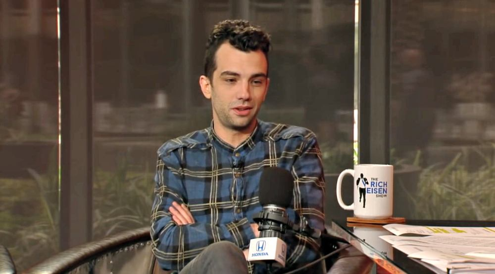 Video: Montreal actor Jay Baruchel discusses his deep-seated hatred for Toronto sports teams