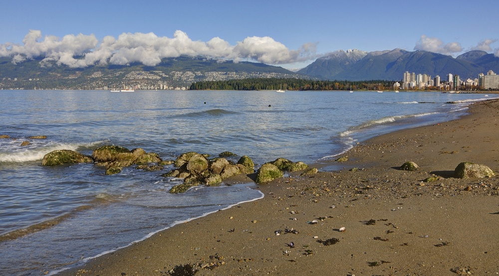 Don't steal beach sand to tackle ice says Park Board, after people seen stealing it in Kitsilano
