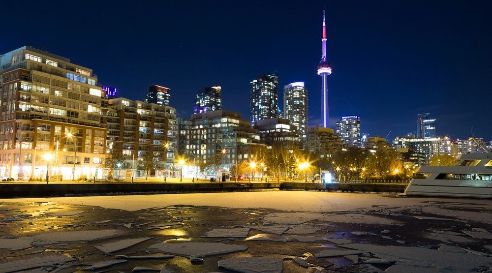It's going to feel like -10°C in Toronto tonight