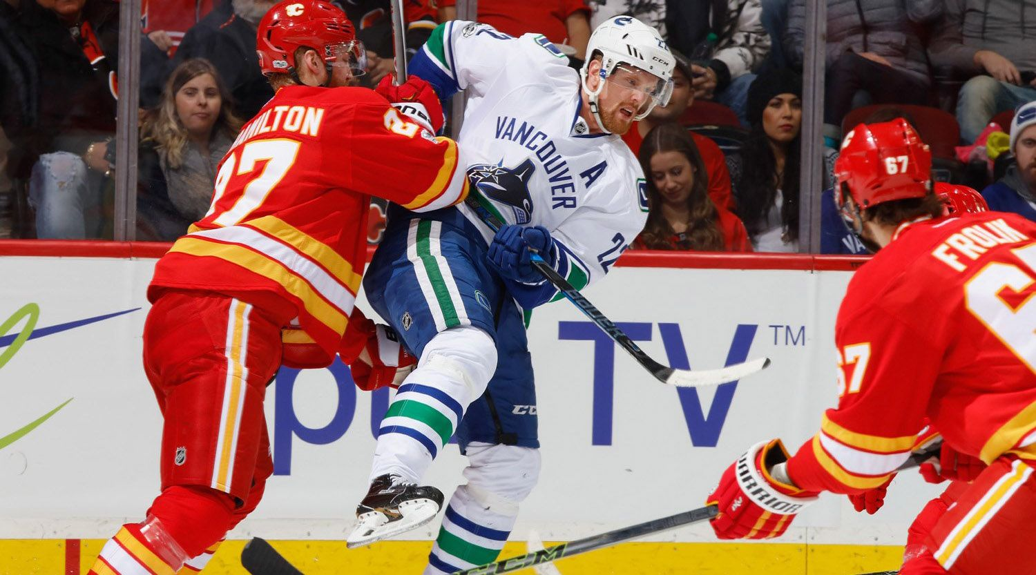 SixPack: Canucks winning streak ends while Rodin doesn't get a shift in Calgary