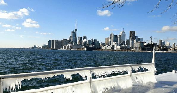 Best Toronto Instagram photos last week: January 3 - 9