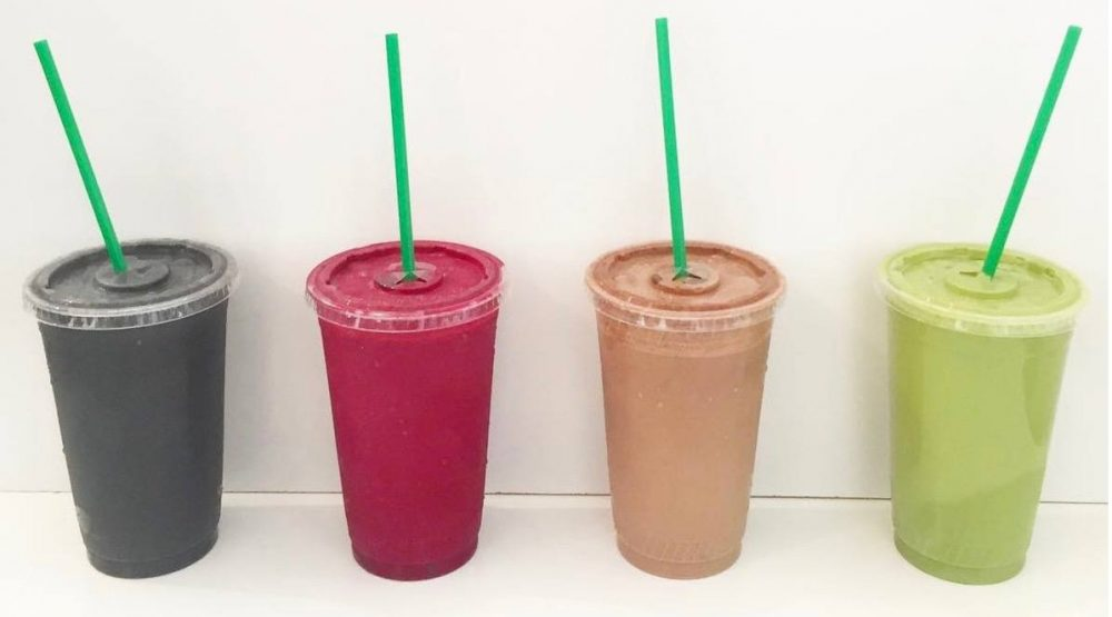 13 places to get smoothies in Vancouver