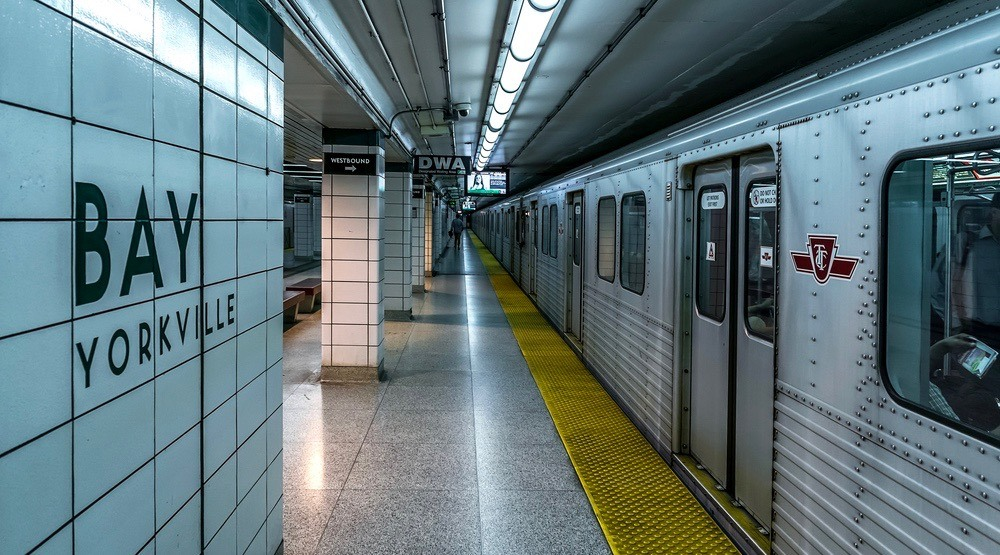 TTC track work will close part of Line 2 this Saturday